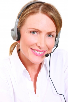 Customer Service Agent : Image courtesy of Ambro / FreeDigitalPhotos.net